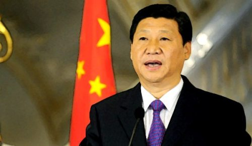 Xi Jinping, President & head of PLA