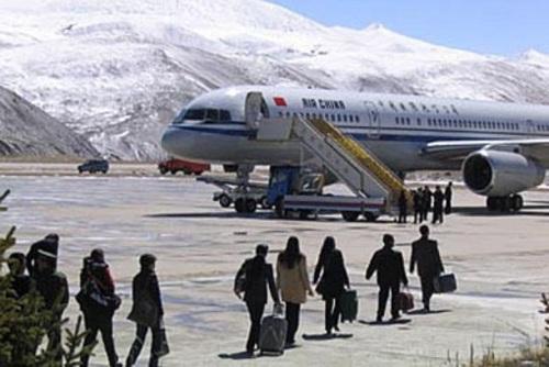 Chamdo Bamda Airport
