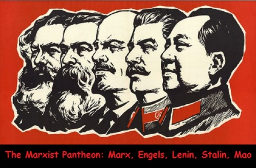 Marxist pantheon