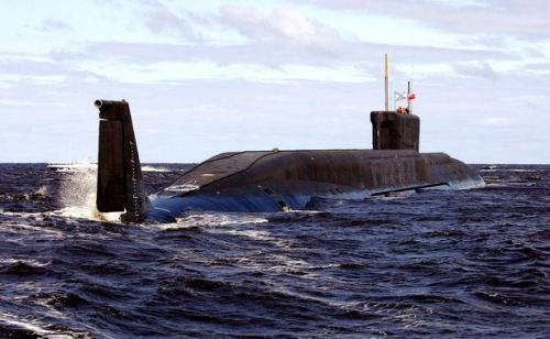 Russian nuclear sub