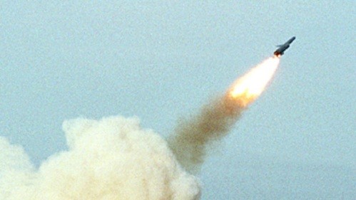 India's Dhanush nuke missile