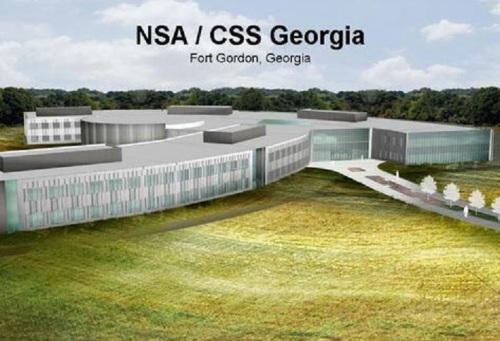 NSA at Ft Gordon