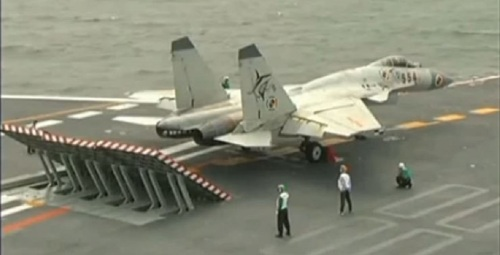 Shenyang J-15 fighter aircraft