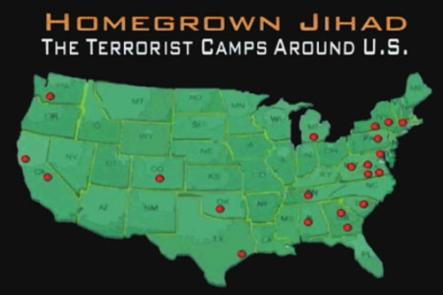 jihadist camps in US