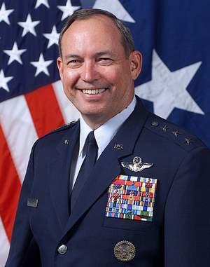 USAF Lt. Gen. David Deptula (ret.)