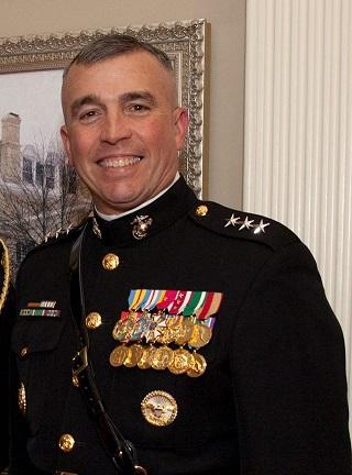 U.S. Marines Lt. Gen. John Wissler