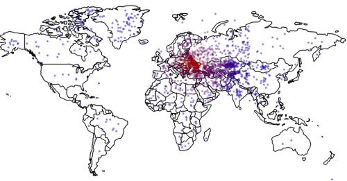 Where's Ukraine