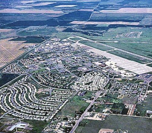 Malstrom Air Force Base, Montana