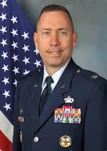 USAF Col. John T. Wilcox II