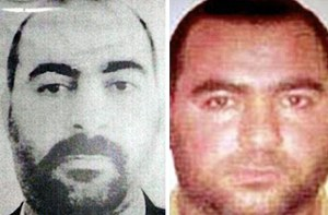 Islamic State's caliph: Abu Bakr al-Baghdadi