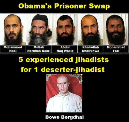 Bergdahl prisoner swap
