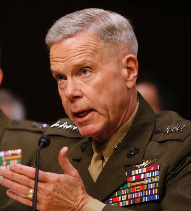 USMC Gen. James Amos