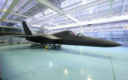 Advanced Technology Demonstrator-X stealth plane