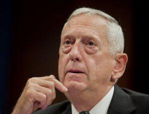 USMC Gen. James Mattis (ret.)