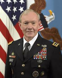 Gen. Martin Dempsey, Chairman of Joint Chiefs of Staff