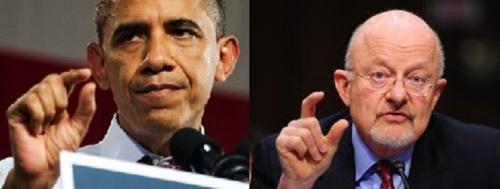 Obama & James Clapper