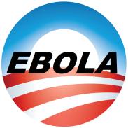 Barack Ebola logo