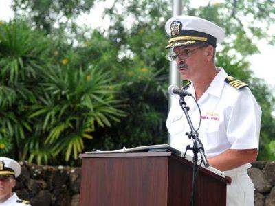 Capt. James Fanell