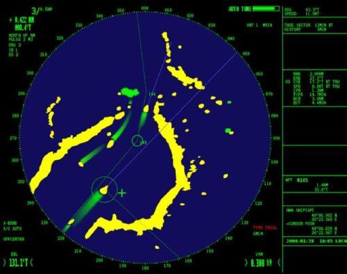 China maritime reconnaissance