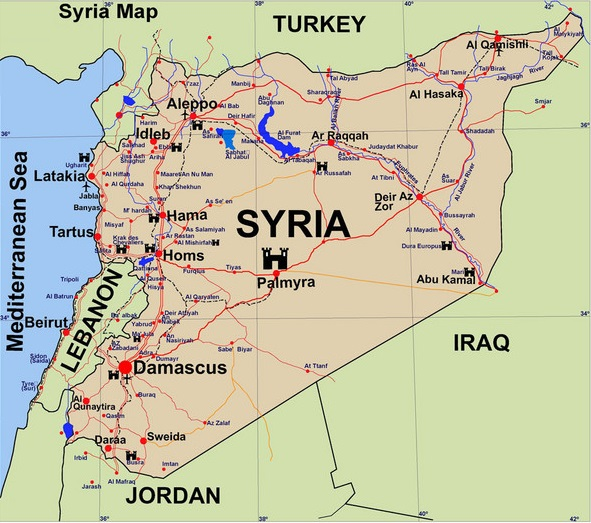 Idlib province | Consortium of Defense Analysts