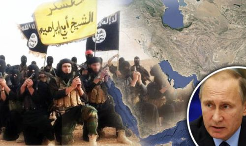 ISIS to invade Central Asia