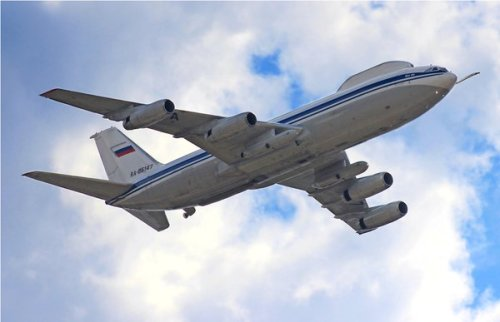 Ilyushin-80 Command Aircraft